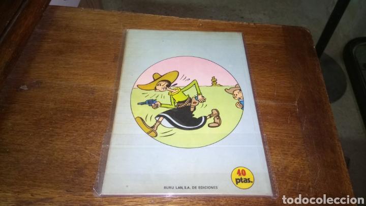 Cómics: Cómic de popeye n ° 6,burulan de ediciones 40 pesetas de los años 70 - Foto 2 - 129144847