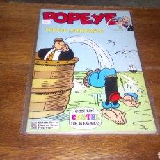 Cómics: CÓMIC DE POPEYE N ° 8, BURULAN DE EDICIONES DE 40 PESETAS DE LOS AÑOS 70. Lote 129145454