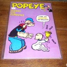 Cómics: CÓMIC DE POPEYE N° 12 BURULAN DE EDICIONES DE 40 PESETAS DE LOS AÑOS 70. Lote 129146442