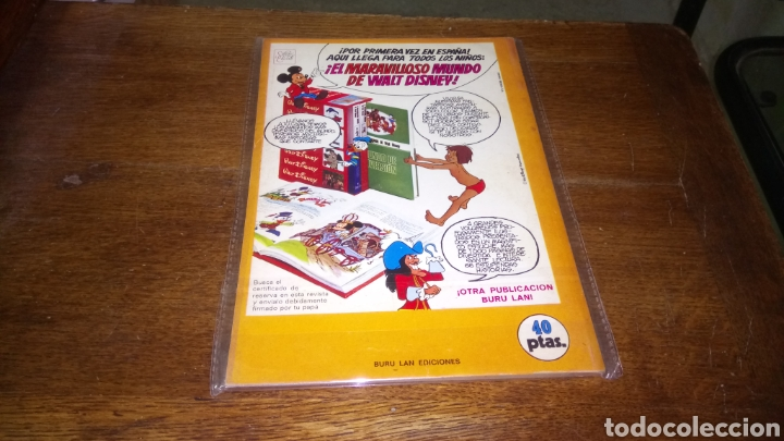Cómics: Cómic de popeye n° 13 burulan de ediciones de 40 pesetas de los años 70 - Foto 2 - 129146688
