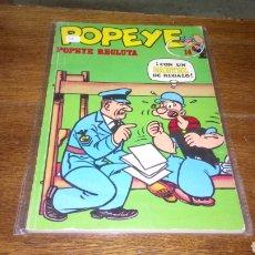 Cómics: CÓMIC DE POPEYE N° 14 BURULAN DE EDICIONES DE 40 PESETAS DE LOS AÑOS 70. Lote 129146934