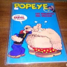 Cómics: CÓMIC DE POPEYE N° 17 BURULAN DE EDICIONES DE 40 PESETAS DE LOS AÑOS 70. Lote 129147534