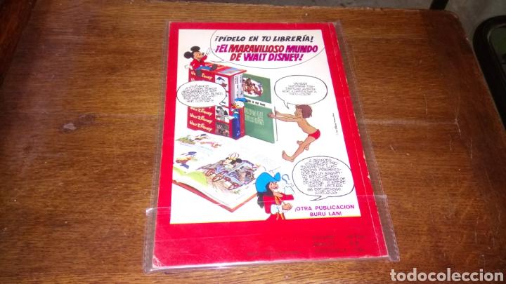 Cómics: Cómic de popeye n°19 burulan de ediciones de 40 pesetas de los años 70 - Foto 2 - 129147923