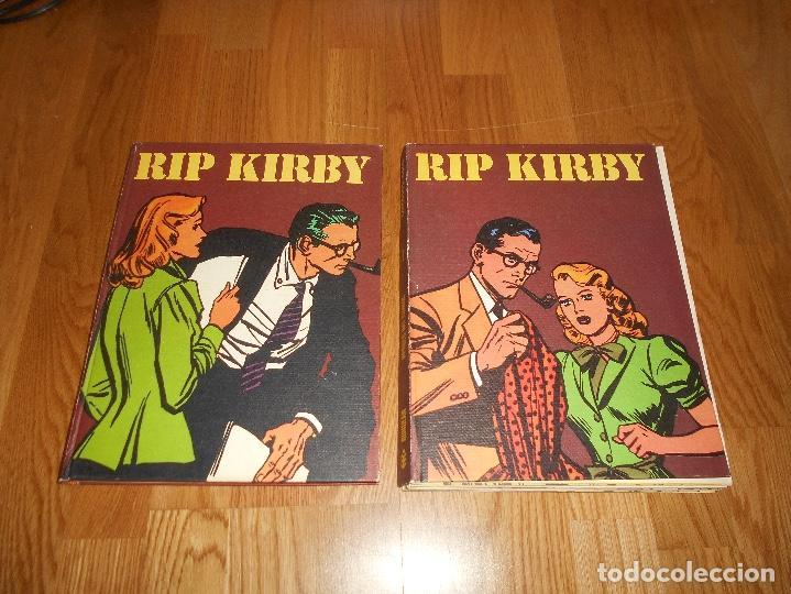 RIP KIRBY TOMO Nº 1 242 PGNAS REGALO TOMO 2 BURU LAN COMICS HEROES DEL COMIC AÑOS 70 B.E. (Tebeos y Comics - Buru-Lan - Rip Kirby)