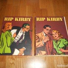 Cómics: RIP KIRBY TOMO Nº 1 242 PGNAS REGALO TOMO 2 BURU LAN COMICS HEROES DEL COMIC AÑOS 70 B.E.. Lote 129296199