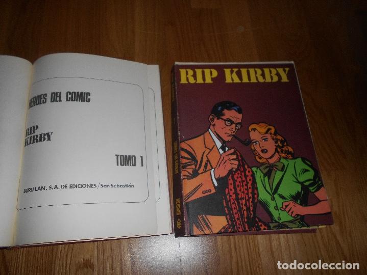 Cómics: RIP KIRBY TOMO Nº 1 242 PGNAS REGALO TOMO 2 BURU LAN COMICS HEROES DEL COMIC AÑOS 70 B.E. - Foto 4 - 129296199