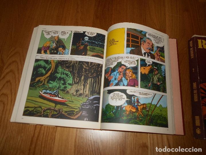 Cómics: RIP KIRBY TOMO Nº 1 242 PGNAS REGALO TOMO 2 BURU LAN COMICS HEROES DEL COMIC AÑOS 70 B.E. - Foto 6 - 129296199