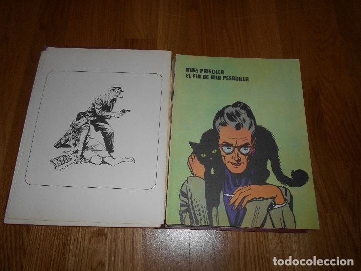 Cómics: RIP KIRBY TOMO Nº 1 242 PGNAS REGALO TOMO 2 BURU LAN COMICS HEROES DEL COMIC AÑOS 70 B.E. - Foto 8 - 129296199