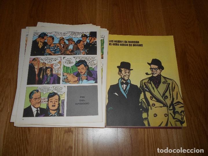 Cómics: RIP KIRBY TOMO Nº 1 242 PGNAS REGALO TOMO 2 BURU LAN COMICS HEROES DEL COMIC AÑOS 70 B.E. - Foto 10 - 129296199