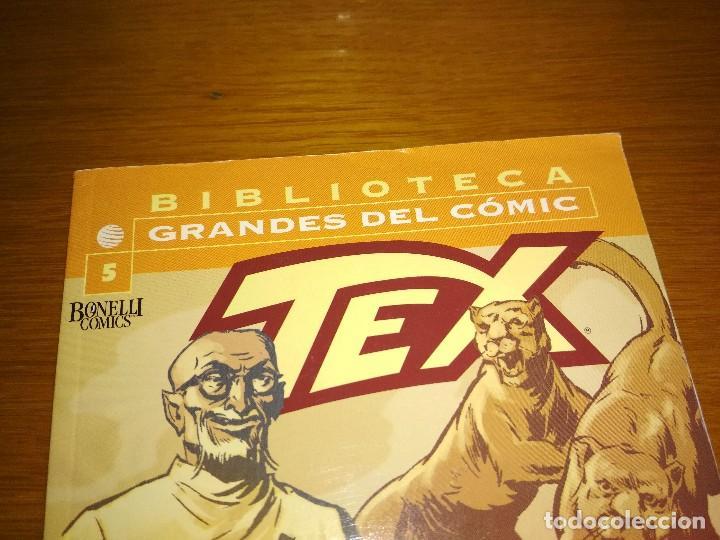 Cómics: Comics Oeste Tex completa biblioteca grandes del comic Jonathan Cartland grijalbo completa Mac Coy - Foto 5 - 129458455