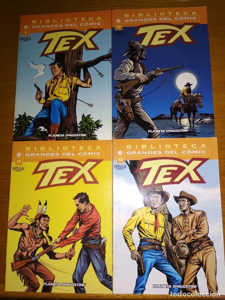 Cómics: Comics Oeste Tex completa biblioteca grandes del comic Jonathan Cartland grijalbo completa Mac Coy - Foto 6 - 129458455