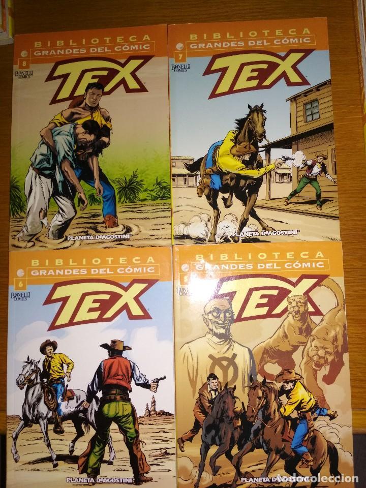 Cómics: Comics Oeste Tex completa biblioteca grandes del comic Jonathan Cartland grijalbo completa Mac Coy - Foto 7 - 129458455