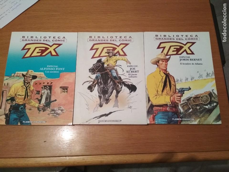 Cómics: Comics Oeste Tex completa biblioteca grandes del comic Jonathan Cartland grijalbo completa Mac Coy - Foto 9 - 129458455