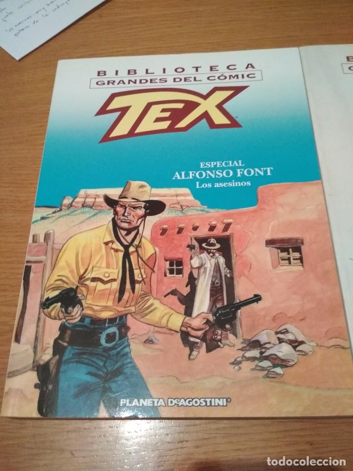 Cómics: Comics Oeste Tex completa biblioteca grandes del comic Jonathan Cartland grijalbo completa Mac Coy - Foto 10 - 129458455