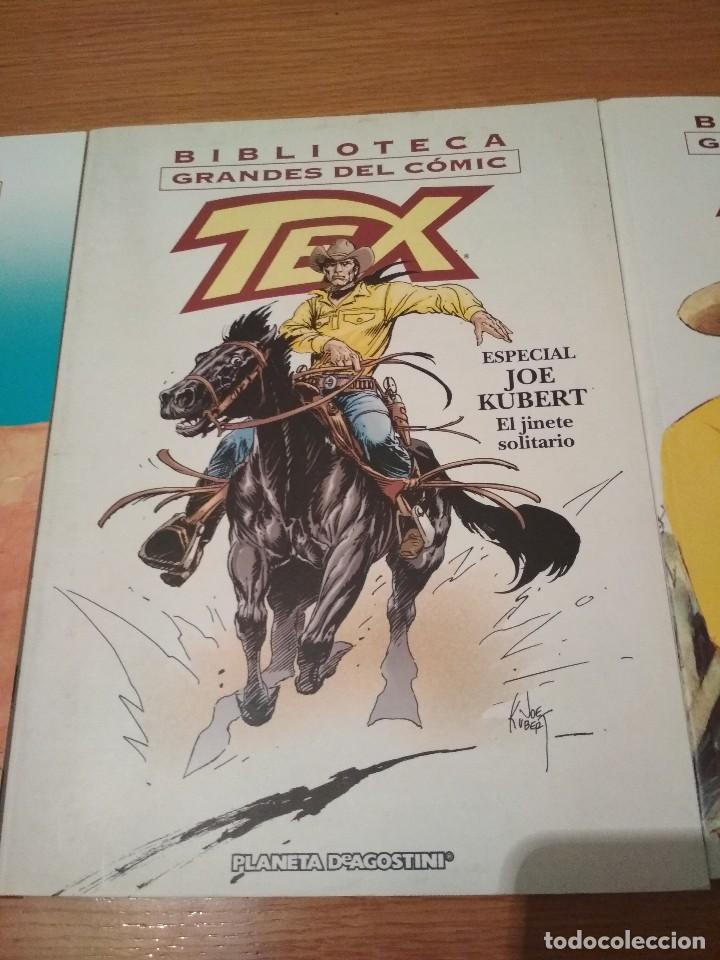 Cómics: Comics Oeste Tex completa biblioteca grandes del comic Jonathan Cartland grijalbo completa Mac Coy - Foto 11 - 129458455