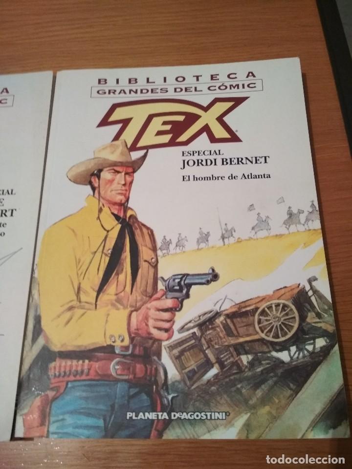 Cómics: Comics Oeste Tex completa biblioteca grandes del comic Jonathan Cartland grijalbo completa Mac Coy - Foto 12 - 129458455
