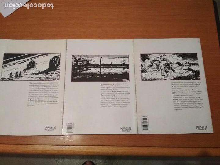 Cómics: Comics Oeste Tex completa biblioteca grandes del comic Jonathan Cartland grijalbo completa Mac Coy - Foto 13 - 129458455