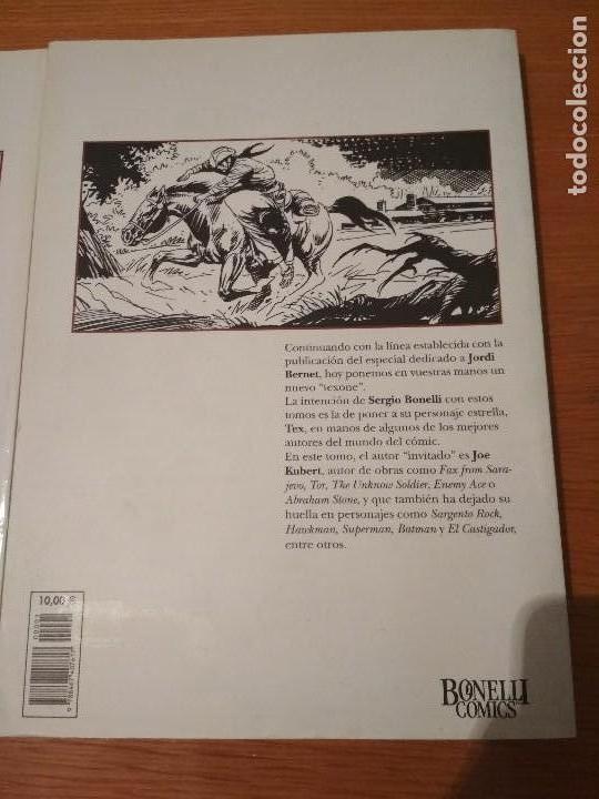 Cómics: Comics Oeste Tex completa biblioteca grandes del comic Jonathan Cartland grijalbo completa Mac Coy - Foto 14 - 129458455