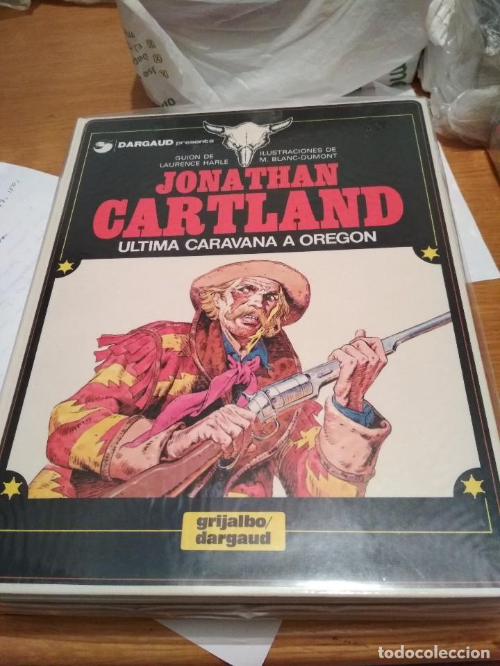 Cómics: Comics Oeste Tex completa biblioteca grandes del comic Jonathan Cartland grijalbo completa Mac Coy - Foto 20 - 129458455