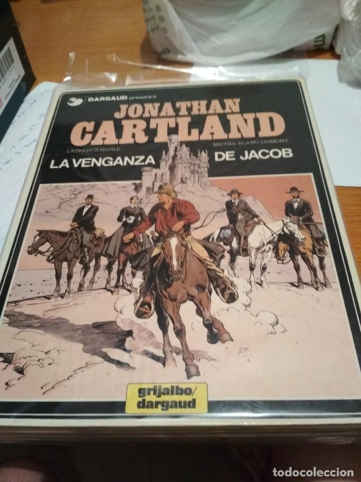 Cómics: Comics Oeste Tex completa biblioteca grandes del comic Jonathan Cartland grijalbo completa Mac Coy - Foto 23 - 129458455