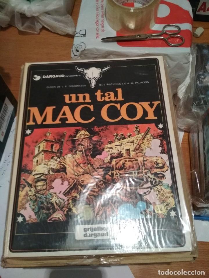 Cómics: Comics Oeste Tex completa biblioteca grandes del comic Jonathan Cartland grijalbo completa Mac Coy - Foto 27 - 129458455