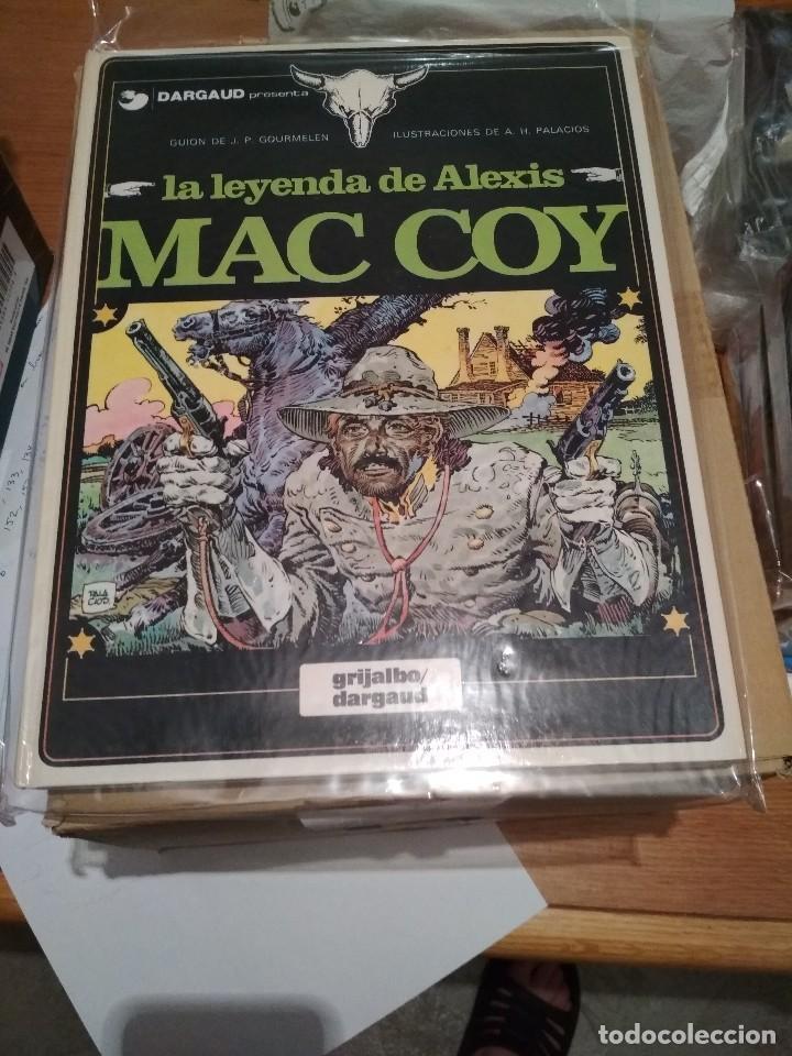 Cómics: Comics Oeste Tex completa biblioteca grandes del comic Jonathan Cartland grijalbo completa Mac Coy - Foto 28 - 129458455