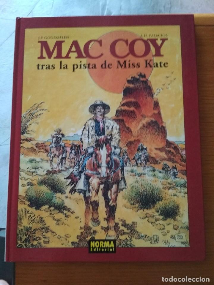 Cómics: Comics Oeste Tex completa biblioteca grandes del comic Jonathan Cartland grijalbo completa Mac Coy - Foto 29 - 129458455
