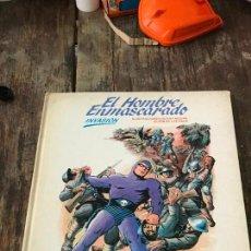 Cómics: EL HOMBRE ENMASCARADO - Nº 2 - INVASION - BURULAN -. Lote 129547343