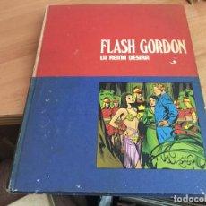 Cómics: FLASH GORDON TOMO 2 LA REINA DESIRA. HEROES DEL COMIC (BURULAN) (COI72). Lote 129746759