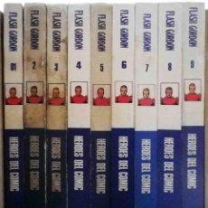 Cómics: FLASH GORDON BURU LAN TOMOS 01 - 2 - 3 - 4 Y 7 LEER DESCRIPCIÓN.. Lote 133142893
