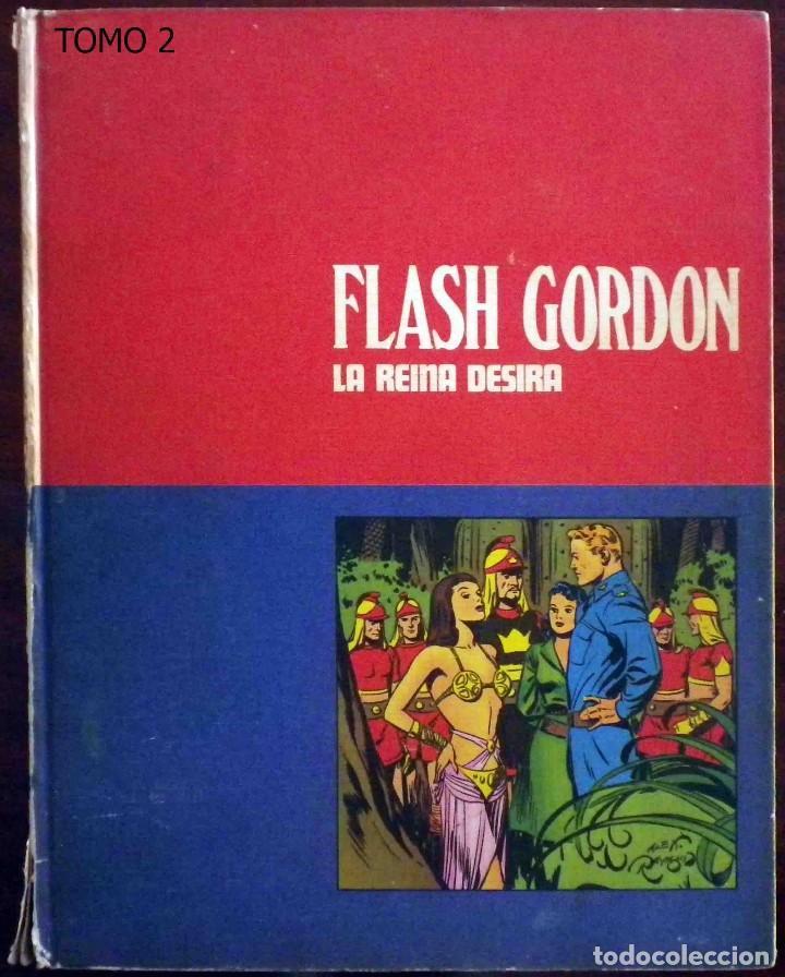 Cómics: Flash Gordon Buru Lan Tomos 01 y 2 Leer descripción. - Foto 13 - 134697379
