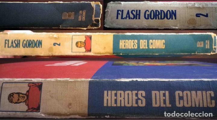 Cómics: Flash Gordon Buru Lan Tomos 01 y 2 Leer descripción. - Foto 14 - 134697379