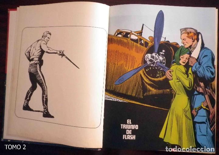 Cómics: Flash Gordon Buru Lan Tomos 01 y 2 Leer descripción. - Foto 17 - 134697379