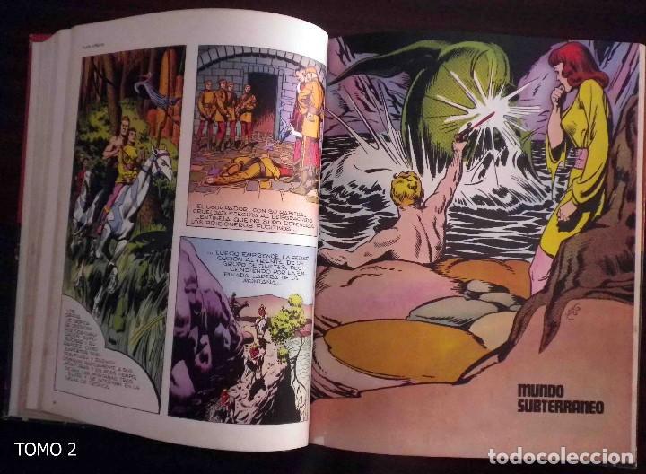 Cómics: Flash Gordon Buru Lan Tomos 01 y 2 Leer descripción. - Foto 18 - 134697379
