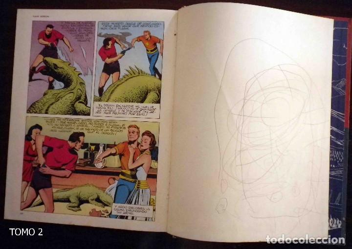 Cómics: Flash Gordon Buru Lan Tomos 01 y 2 Leer descripción. - Foto 21 - 134697379
