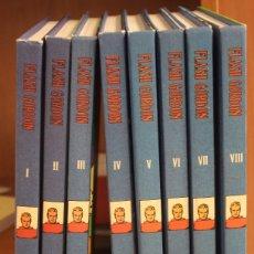 Cómics: FLASH GORDON. TOMOS I AL VIII. BURU LAN EDICIONES, 1972. Lote 130490572