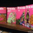 Cómics: DRACULA TOMOS 2,3,4,5 EDITORIAL BURULAN 1972. Lote 130872816