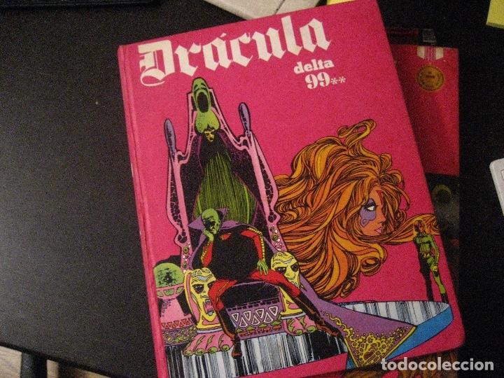 Cómics: DRACULA TOMOS 2,3,4,5 Editorial Burulan 1972 REF ENCI - Foto 10 - 130872816