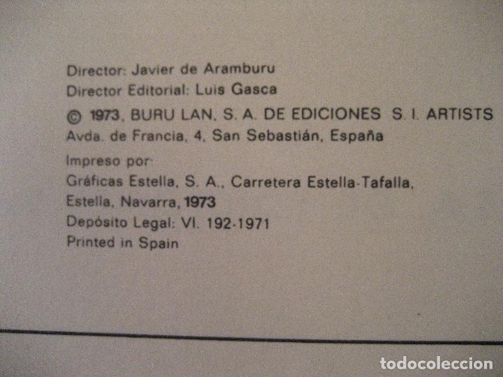 Cómics: DRACULA TOMOS 2,3,4,5 Editorial Burulan 1972 REF ENCI - Foto 11 - 130872816