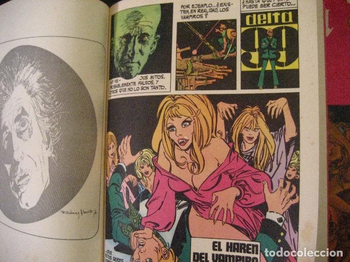 Cómics: DRACULA TOMOS 2,3,4,5 Editorial Burulan 1972 REF ENCI - Foto 12 - 130872816