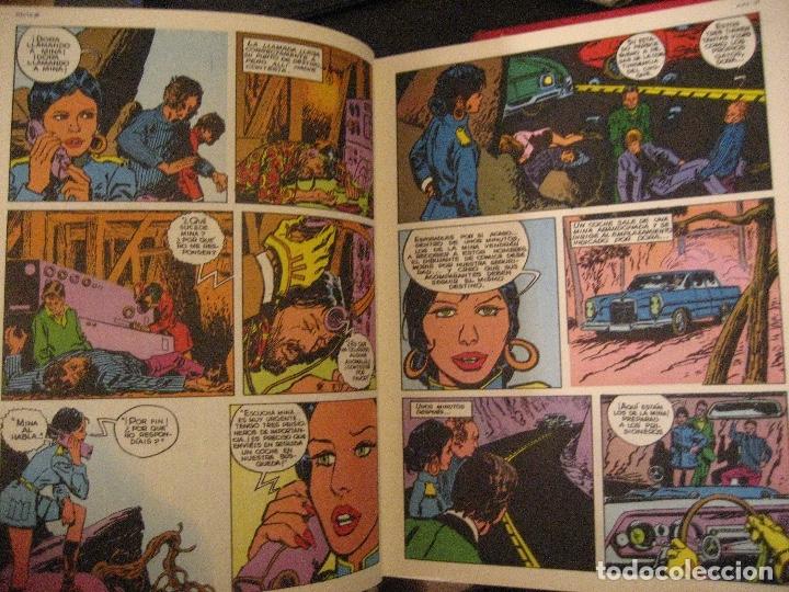 Cómics: DRACULA TOMOS 2,3,4,5 Editorial Burulan 1972 REF ENCI - Foto 14 - 130872816