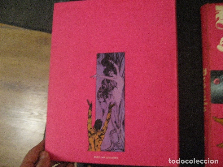 Cómics: DRACULA TOMOS 2,3,4,5 Editorial Burulan 1972 REF ENCI - Foto 16 - 130872816