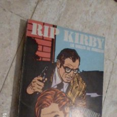 Cómics: RIP KIRBY. LA VUELTA DE MANGLER . BURULAN. Lote 130918288