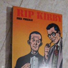Cómics: RIP KIRBY. MISS PRISCILA. BURULAN. Lote 130918736
