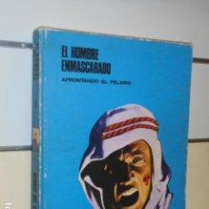 Cómics: HEROES DEL COMIC EL HOMBRE ENMASCARADO TOMO 5 AFRONTANDO EL PELIGRO - BURU LAN -. Lote 130925992
