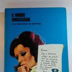 Cómics: HÉROES DEL CÓMIC. COL. EL HOMBRE ENMASCARADO Nº 4: LOS MISTERIOS DE NIMPORE.. Lote 131005216