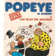 Cómics: POPEYE. EXTRA Nº 4. BURULAN 1983. (Z/C7). Lote 131331882