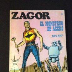 Cómics: ZAGOR Nº 16 BURU LAN. EL MONSTRUO DE ACERO.. Lote 131467534