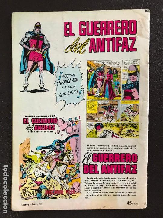 Cómics: BIBLIOTECA BURU LAN POPEYE Nº3 : CAMPEON DE BOXEO - Foto 2 - 131575078