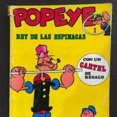 Cómics: POPEYE Nº 1 EDITORIAL BURULAN BURU LAN. Lote 131575274